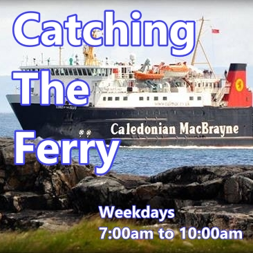 Listen Scottish Island Radio on your commute.