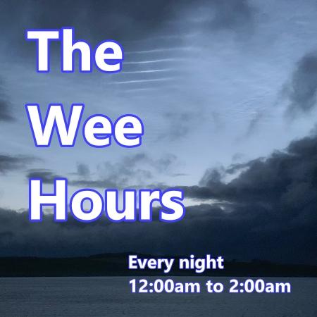 Late night interent radio from Scotland.  Listen to Scottish Island Radio